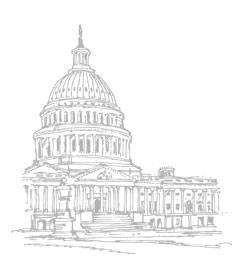 illustration of U.S. Capitol